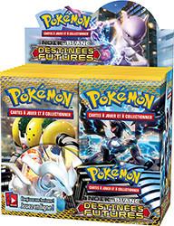 Pokemon JCC : Noir & Blanc - Destinées Futures Boosters