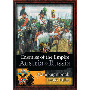 Napoleon Saga - Enemies of the Empire - Austria & Russia