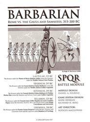 SPQR : Barbarian