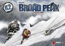 K2 : broad peak