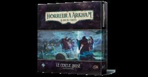 Horreur à Arkham : Le Jeu de Cartes :  Le Cercle Brisé