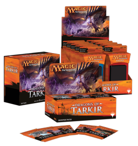 Magic the Gathering : les Dragons de Tarkir