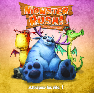 Monster Rush !
