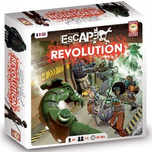 Escape - Révolution