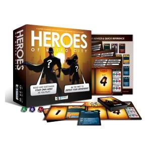 Heroes of Metro City
