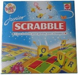 Scrabble Junior - M happy meal