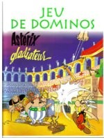 Jeu de dominos - Astérix gladiateur