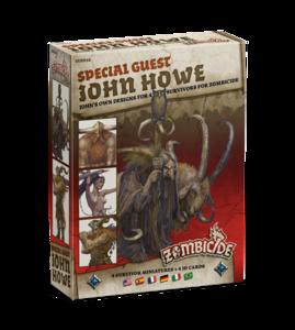 Zombicide black plague - Special Guest: John Howe