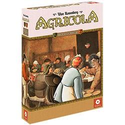 Agricola : deck Belgique
