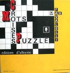 Mots Croisés Puzzle
