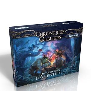 Chroniques Oubliées - Initiation au jeu d'aventures