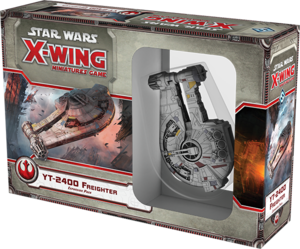 X-Wing : Jeu de Figurines - YT-2400