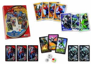 Spider-Man battle game