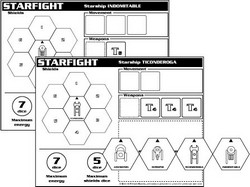 Starfight - Expansion Pack III: Ships