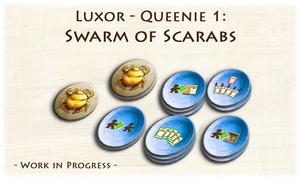Luxor Queenie 1: Swarm of Scarabs