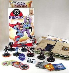 DC Heroclix - Starter Hypertime