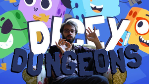 Talkview : Dicey Dungeons