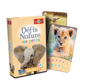 Défis Nature des Petits - Savane