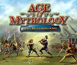 Age of Mythology - Le jeu de plateau