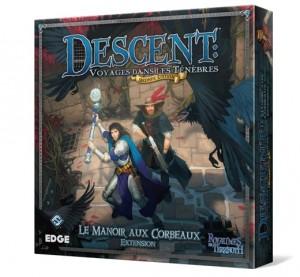 Descent : Le Manoir aux Corbeaux
