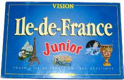 Vision Ile-de-France Junior