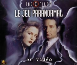 The X-Files Le Jeu Paranormal