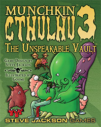 Munchkin Cthulhu 3 : The Unspeakable Vault