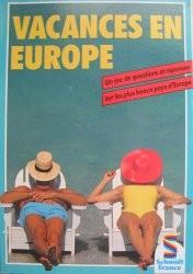 Vacances en Europe