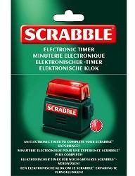 Scrabble : Minuterie électronique