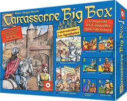 Carcassonne - Big Box (2012)