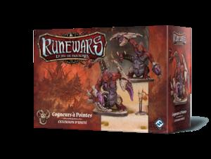Runewars - Cogneurs à Pointes
