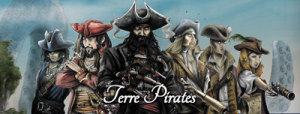 Terre Pirates !