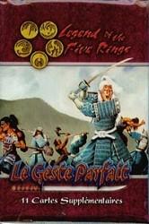 Legend of the Five Rings (JdC) : Le Geste Parfait