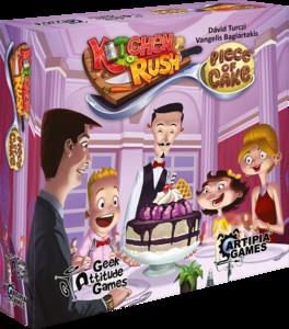 Kitchen Rush : Piece of Cake