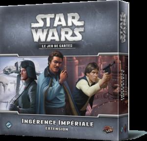 Star Wars le jeu de cartes : Ingérence Impériale