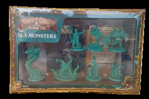 Rum & Bones Second Tide : Sea Monsters