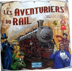 Les Aventuriers du Rail