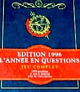 Trivial Pursuit - Édition 1996