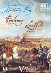 Les victoires du maréchal de Saxe