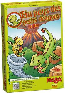 Au pays des petits dragons - Le jeu