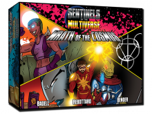 Sentinels of The Multiverse : Wrath Of the Cosmos