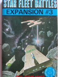 Star Fleet Battles : expansion 3