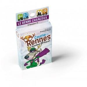"""Course de Rennes """"Le Renne Chanceux"""""""