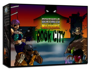 Sentinels of the Multiverse : Rook City