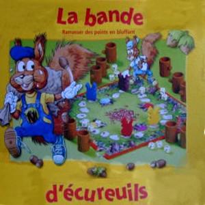 La bande d'écureuils