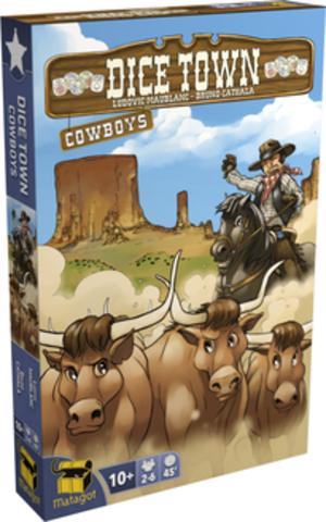 Dice Town Cowboys