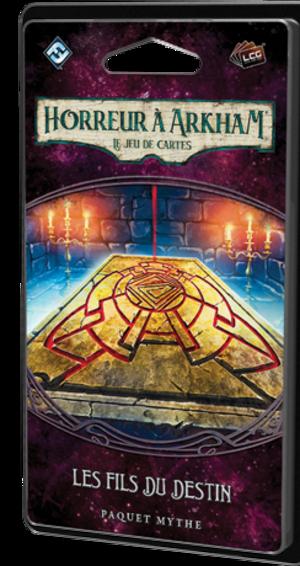 Horreur à Arkham : Le Jeu de Cartes - Les Fils du Destin