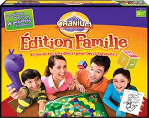 Cranium édition famille