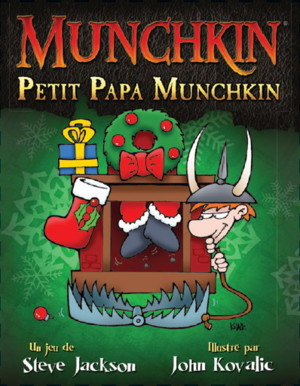 Munchkin : petit papa Munchkin