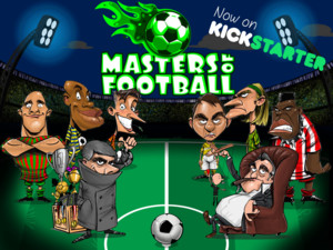 Masters of Football by Thinking of a Number | Kickstarter